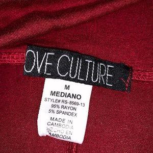 Love Culture Skirts - Maxi Skirt NWOT